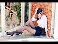 【IvesShe】台北東區 外拍 Candice 蔡譯心 校花 美腿 - Ives Sexy Photo Beauty Leg OL 4K 2160p 【Canon 5D Mark III】