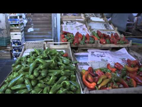 4 minutes in Siracusa, Sicily video