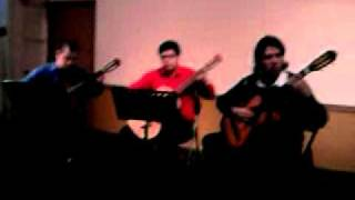 """Mister Ioso Song""  3 guitarras (cut version)"