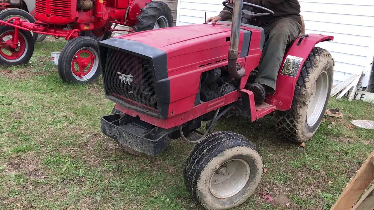 Ih 234 Tractor Manual 1256 Bolens Husky Wiring Diagram Array International Runs Great Even In Reverse Video2 Rh Youtube Com
