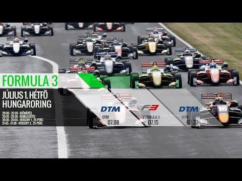 SIMCO Formula 3 2019 - Round 1 - Hungaroring