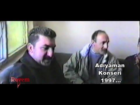 Ferhat Tunç - Adıyaman Konseri 1997.