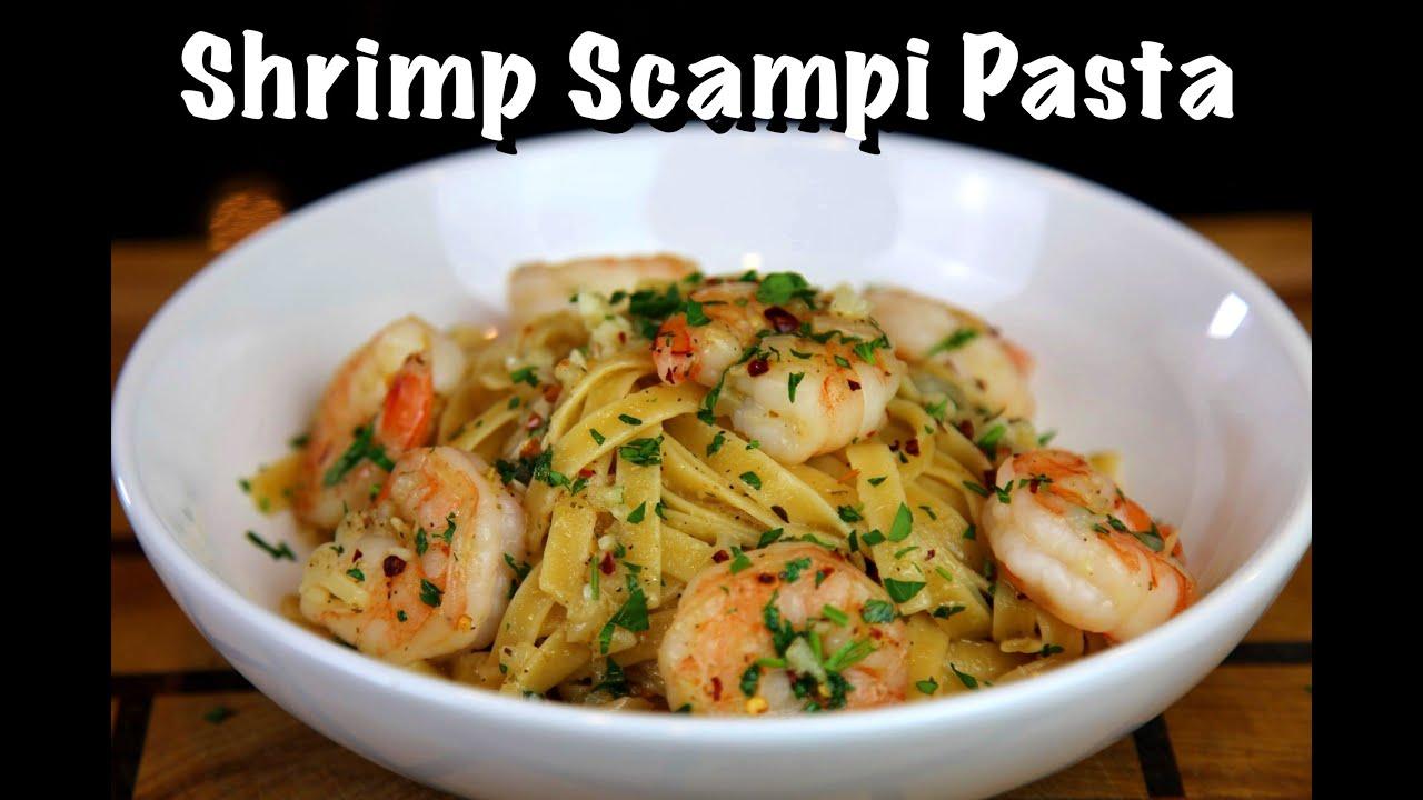 How To Make Shrimp Scampi Pasta | Quick & Easy Shrimp Scampi Recipe #MrMakeItHappen #shrimpscampi