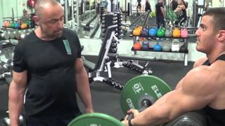 Charles Poliquin - Bicep Triset For Hypertrophy thumbnail