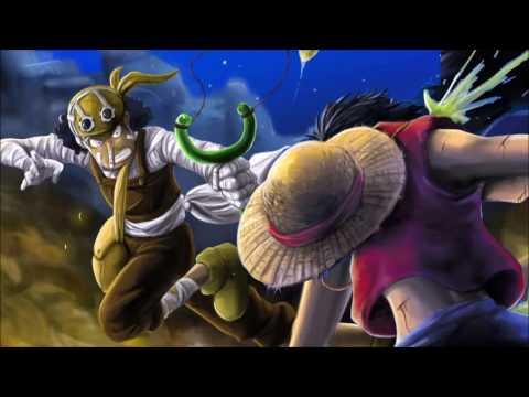 Luffy vs Usopp Theme Serious I OPTC I One Piece Treasure Cruise OST Extended