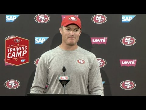 John Lynch: Joint Practices are a 'Measuring Stick'