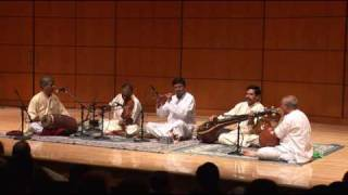 Musicians from South India - western tune