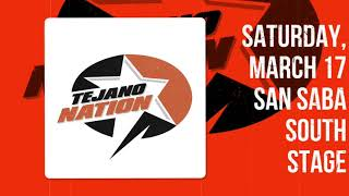 2018 Tejano Music Awards Fan Fair promo TejanoNation.net