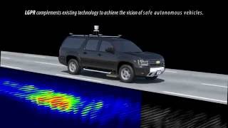 Enabling Autonomous Vehicles to Drive in the Snow with Localizing Ground Penetrating Radar