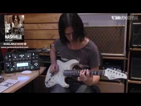 Pete Thorn - To Live And Die In Nashville! | JamTrackCentral.com