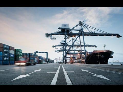 SOHAR Port and Freezone - TVC