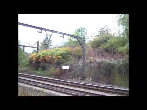 Ghost Train - Stockport to Stalybridge (Full Journey)
