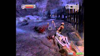 Darkwatch Xbox Gameplay (Xbox Classic)