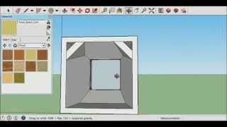 SOM AUTOMOTIVO CAIXA DE MEDIO GRAVE NO SKETCHUP SOM AUTOMOTIVO 3D