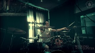 ILGIZ IUNUSOV of WALKING ACROSS JUPITER - Samum (drum playthrough)