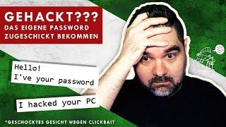 GEHACKT ??? #03 - Das eigene Password zugeschickt bekommen | Grille