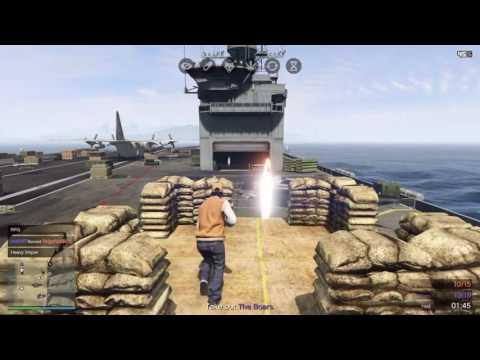 GTA V ONLINE w/ b.e_tony & Diamond Haze - Power Play