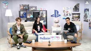 170606 Playstation「玩樂dna」第1集  6tan、葉子、spexial-teddy 主持