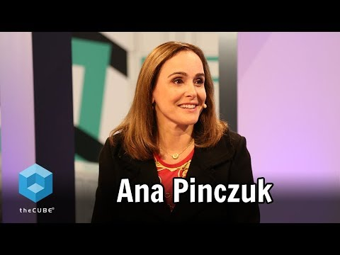 Ana Pinczuk, HPE Pointnext | HPE Discover Madrid 2017