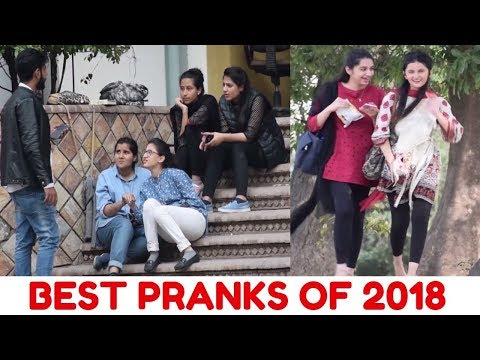 Best Pranks on Girls 2018 Compilation | That Was Silly | Haris Awan