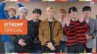 [Special Clip] 몬스타엑스 (MONSTA X) - 2019 설날인사 (2019 New Year's Greetings)
