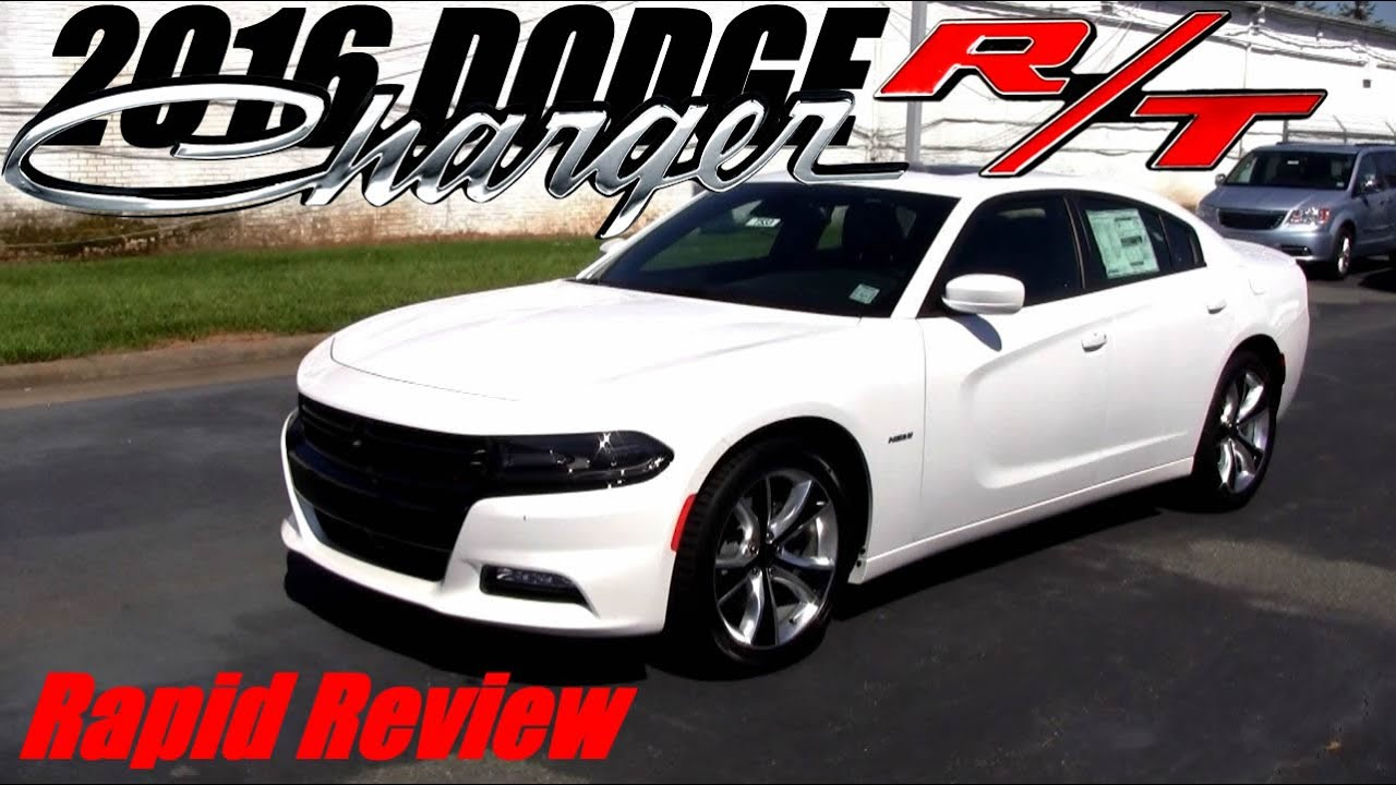 Rt dodge charger 2015
