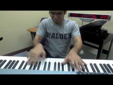 Acid Rain Solo Piano