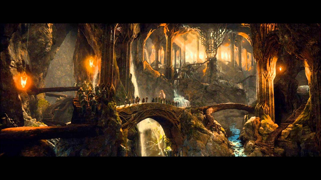 Wallpaper Hd Lord Of The Rings Mirkwood Youtube