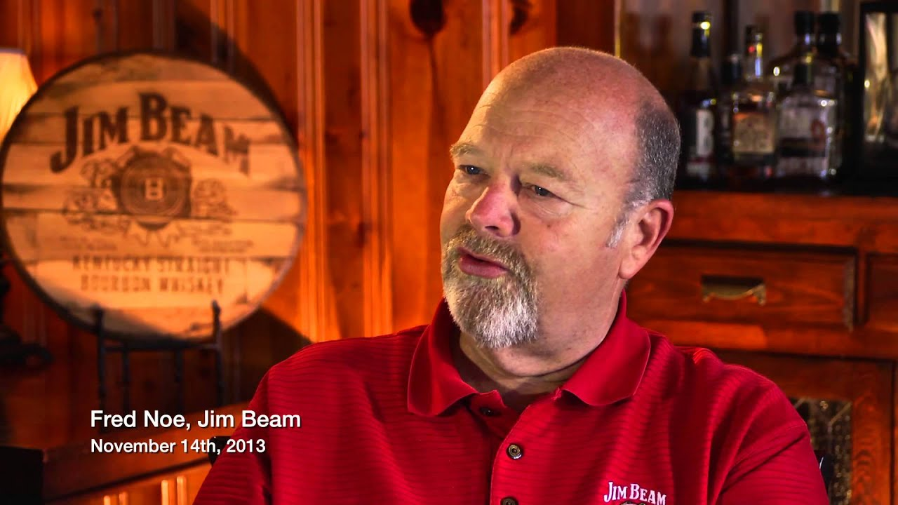 Fred Noe (Jim Beam): How To Drink Bourbon