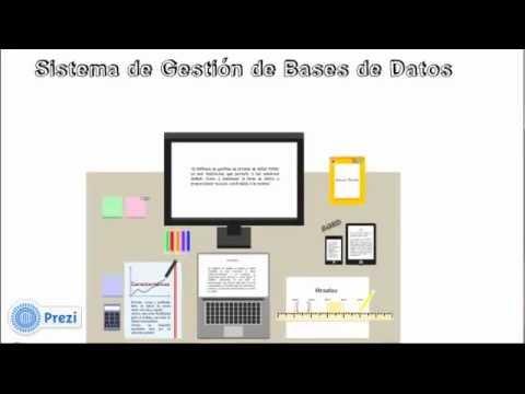 Sistema de Gestión de Bases de Datos - YouTube