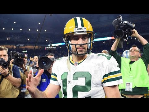 Time to Schein: Aaron Rodgers will not lose on Sunday