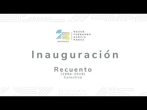 Video Inauguración Mayo - Agosto 2019   LHCM