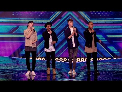 The X Factor UK 2016 6 Chair Challenge No Getaway (Crazy Louie Shows Up) Full Clip S13E10