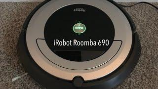 iRobot Roomba 690 vacuum with Wifi!