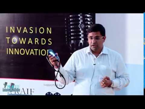 Mr. Arvind Thiagarajan at RAIF Talks #7