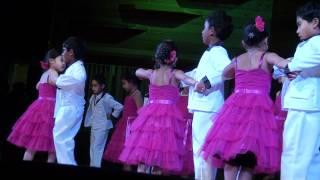 Tarunya Graduation dance-2012.MTS