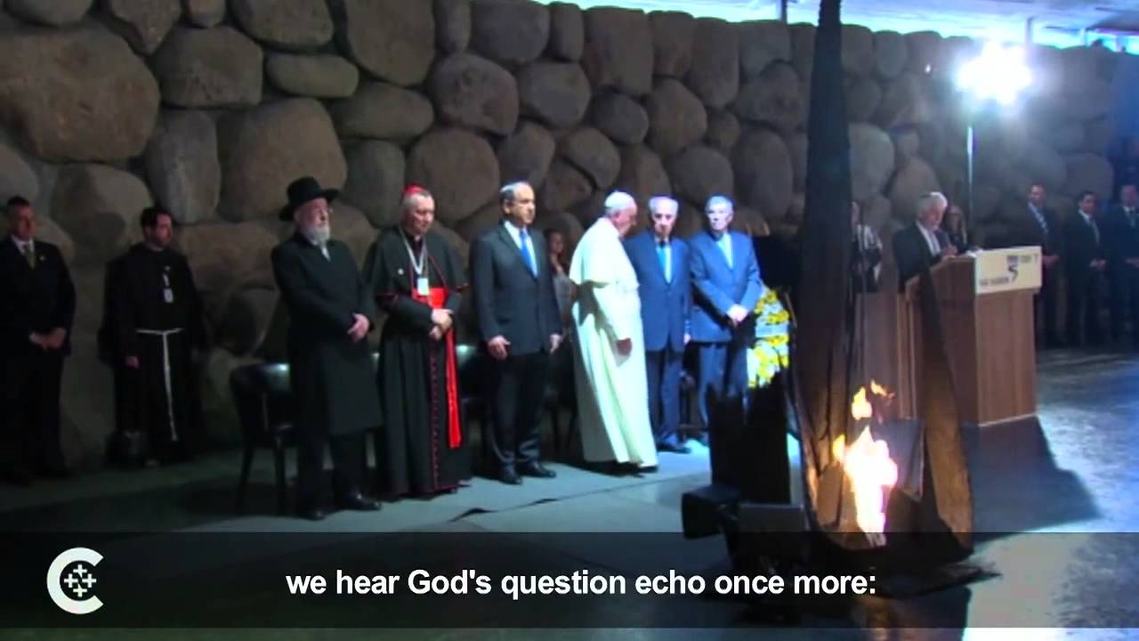 Httpwww Overlordsofchaos Comhtmlorigin Of The Word Jew Html: Pope Meets With Muslims, Jews In Holy Land