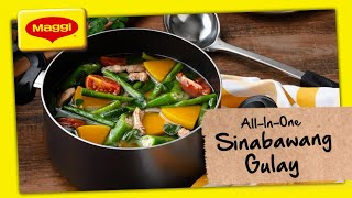 How to Cook Sinabawang Gulay with MAGGI