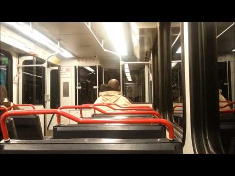 St. Louis Metrolink Red Line Westbound to Lambert Airport #1002