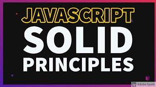 Follow SOLID principles #08