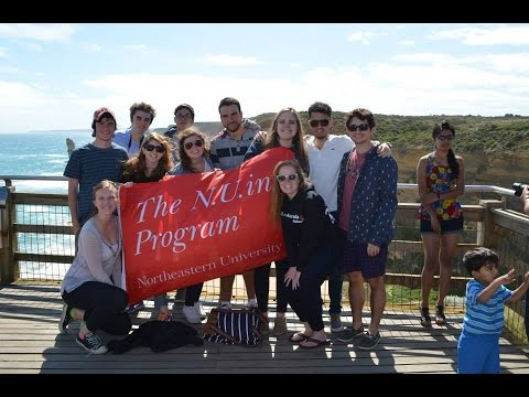 The N.U.in Program - Australia 2014