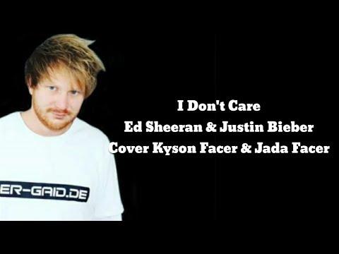 ed-sheeran-&-justin-bieber---i-don't-care-(lyrics)-|-cover-kyson-facer-&-jada-facer