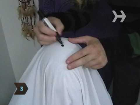 How to Make a Ghost Costume & How to Make a Ghost Costume - YouTube