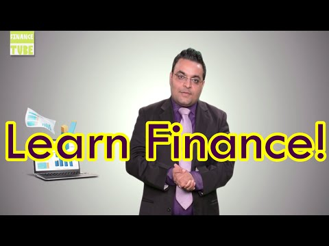 Easy and Simple Way to Learn Finance