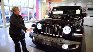 2018 Jeep Wrangler Sahara now at Performance Chrysler Dodge Jeep Ram Fiat