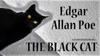THE BLACK CAT by Edgar Allan Poe - FULL AudioBook | GreatestAudioBooks V2