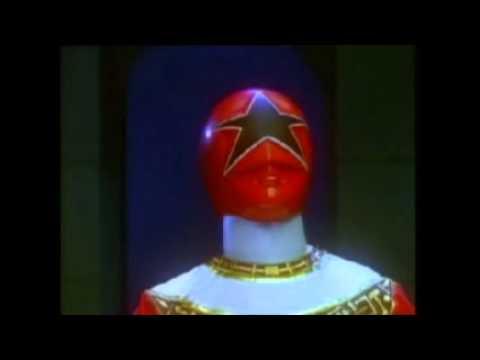 Power Rangers Zeo Beginning and Morph