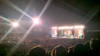Like a rolling stone - Rolling Stones - Auckland 22/11/2014