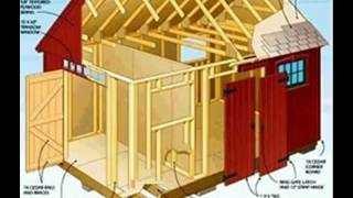Storage Shed Plans - Over 12,000 Shed Plans- Build Your Shed Today!!!