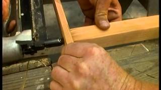 Building The Porch Rail